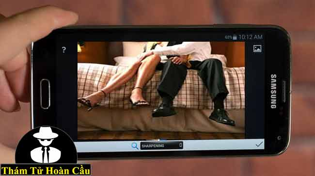 Những cách theo dõi chồng ngoại tình bảo đảm có bằng chứng ngay