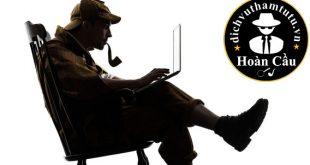 Detective companies in Vietnam, Detective investigators professionally