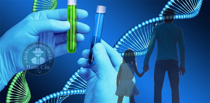 Xét nghiệm ADN huyết thống cha con cần những gì? hết bao nhiêu tiền?
