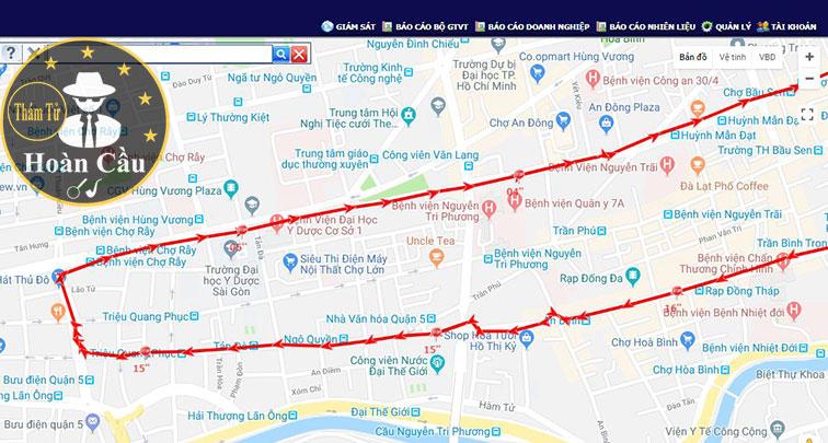 Dùng công nghệ GPS hiện đại để theo dõi vợ chồng ngoại tình
