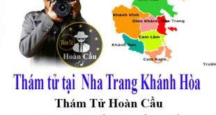 Bảng báo giá chi phí thuê thám tử ở tại Nha Trang Khánh Hòa