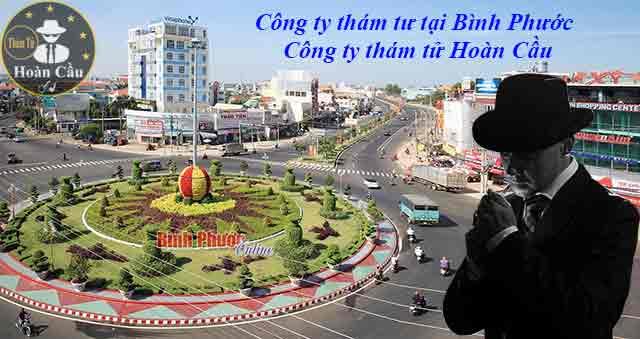 Công ty thám tử Bình Phước - Bảng giá dịch vụ thám tử tư tại Bình Phước