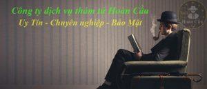 Văn phòng thám tử Sài Gòn | Công ty thám tử TPHCM, Sài Gòn uy tín
