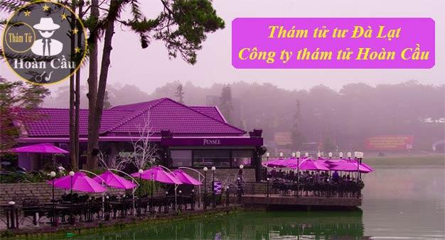 Văn phòng công ty dịch vụ thám tử tại Bảo Lộc, Đà Lạt, Lâm Đồng