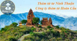 Công ty thám tử tư Ninh Thuận, văn phòng thám tử Phan Rang uy tín