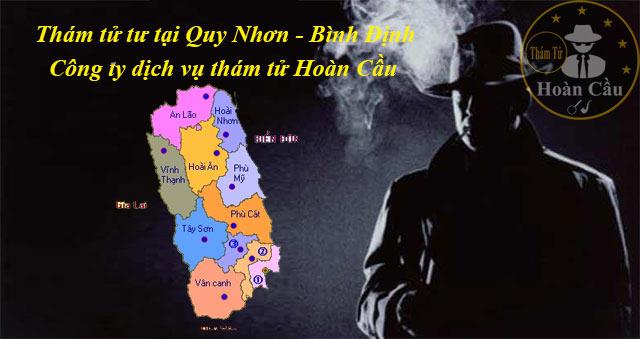 Dịch vụ thám tử tư tại Quy Nhơn, Bình Định | Văn phòng thám tử uy tín