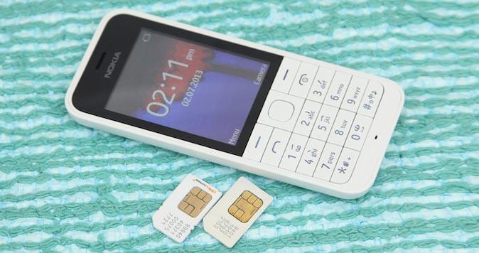 Cách nghe lén điện thoại cục gạch và điện thoại đen trắng