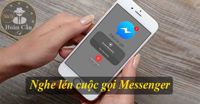 Cách nghe lén cuộc gọi Messenger Facebook Zalo