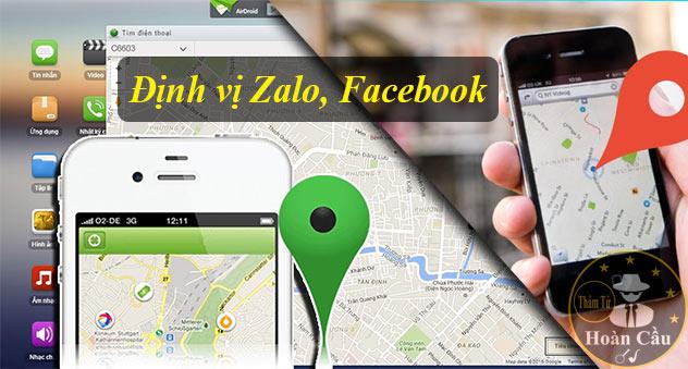 Cách định vị số điện thoại qua Zalo Facebook của người khác