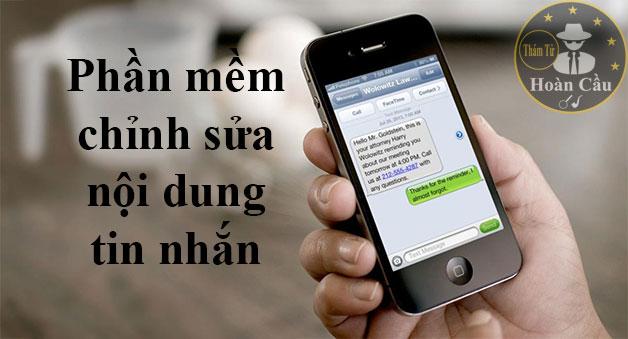 Phần mềm chỉnh sửa nội dung tin nhắn lô đề trên Zalo messenger Facebook