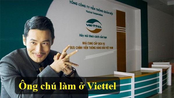 Mình có ông chú làm ở bên Viettel, Mobifone, VinaPhone