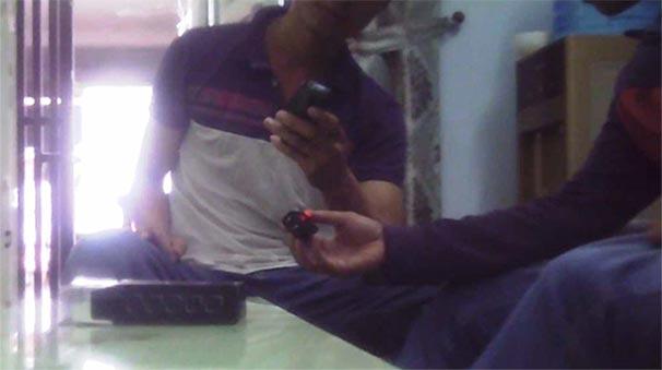 Thiết bị định vị spy 865 nghe lén đọc tin nhắn lừa đảo
