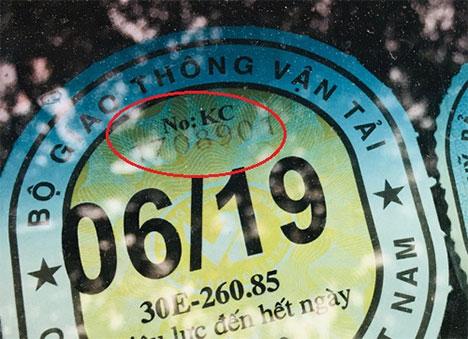 Cách tra cứu biển số xe ô tô không cần số tem chính xác
