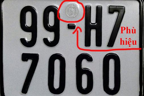 Cách kiểm tra biển số xe máy thật giả, nhận biết cavet thật giả
