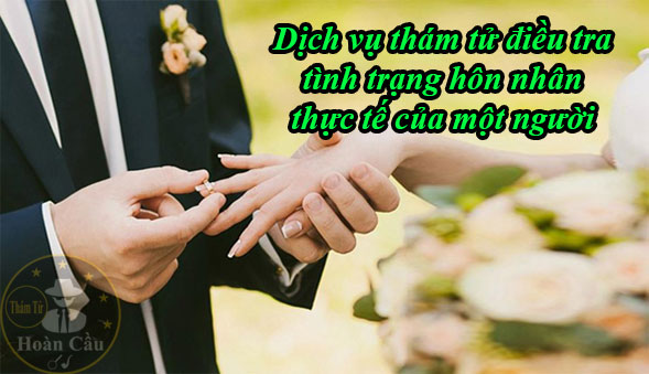 Cách kiểm tra tình trạng hôn nhân thực tế của 1 người qua số CMND