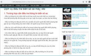 Cách tra cứu số khung xe máy Honda, Yamaha, Suzuki online miễn phí