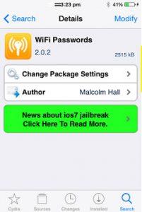 Cách xem lịch sử truy cập wifi trên iphone