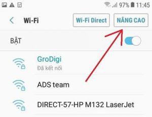 Cách xem lịch sử truy cập wifi trên Android ( Samsung, Oppo )