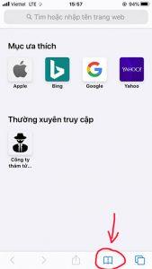 Cách xem lịch sử duyệt web trên Safari của thiết bị iOS khác khi dùng chung iCloud