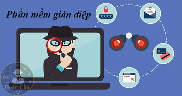 Phần mềm gián điệp (Spyware) được sử dụng nhằm mục đích gì?