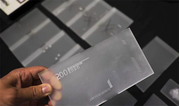 Máy in tiền Polymer giả mệnh giá 50k, 100k, 200k, 500k
