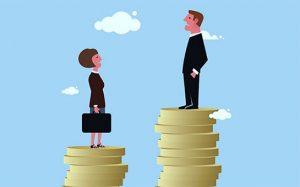 Nhân viên nam lương cao hơn nhân viên nữ phải làm sao?
